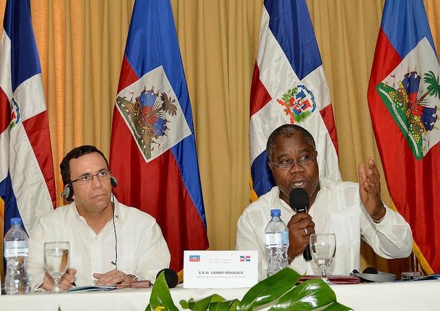 haiti & DR embassador